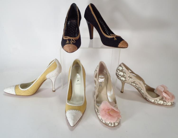 Christian Dior Pumps and Others