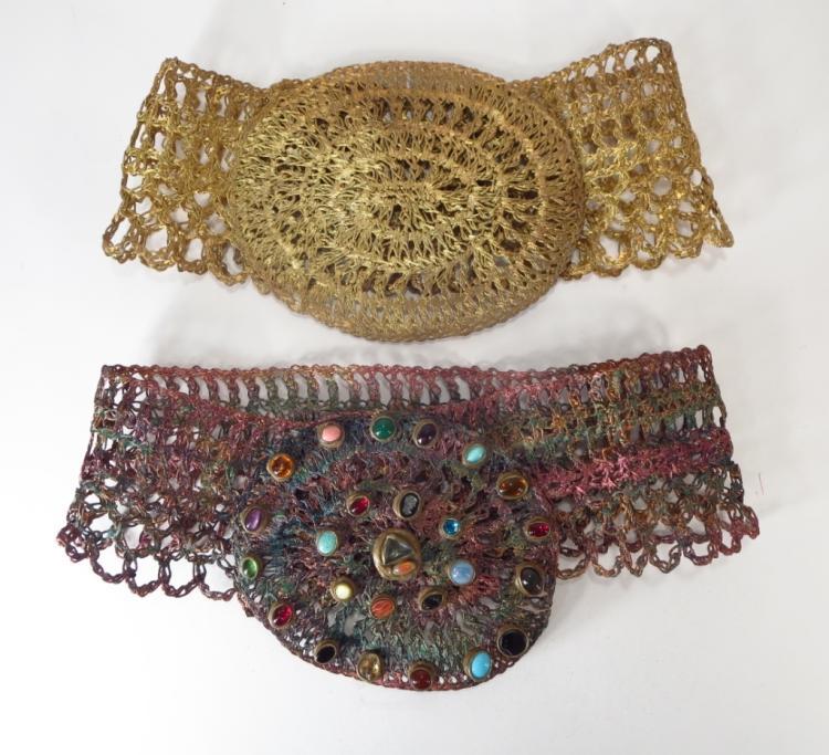 Designer Woven Belts