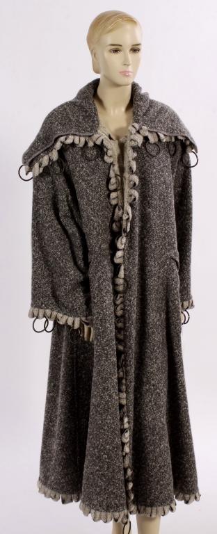 Fendi Alpaca Coat
