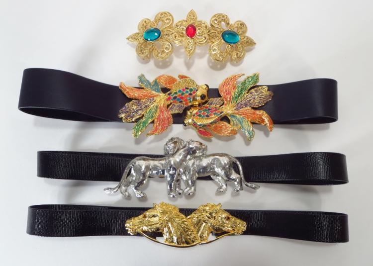 Mimi Di N Designer Belts