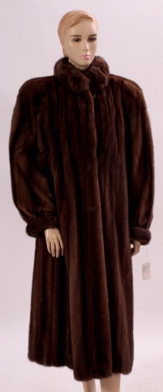 Givenchy Haute Fourrure Mink Coat