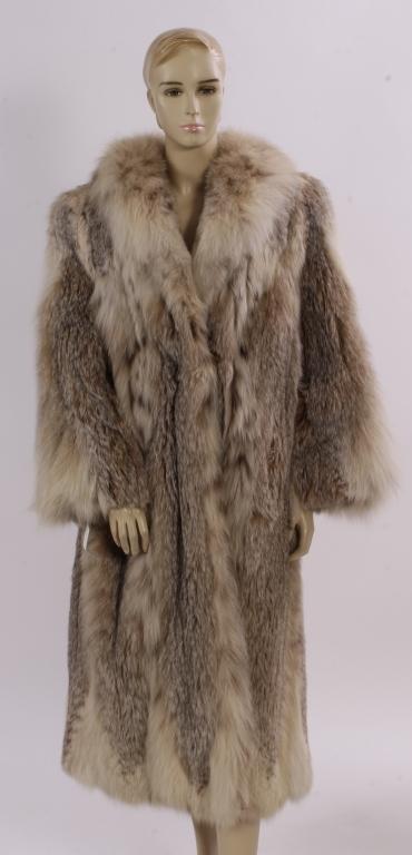 Lynx Fur Coat