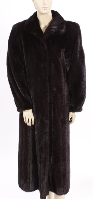 Full-Lenth Mink Coat