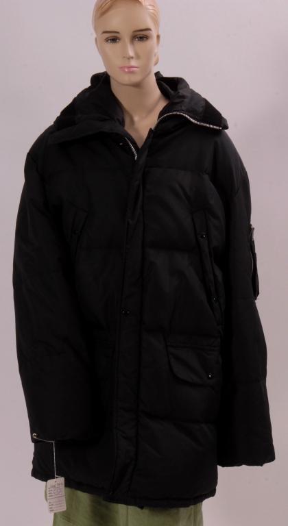 Helmut Lang Vintage Down Coat.
