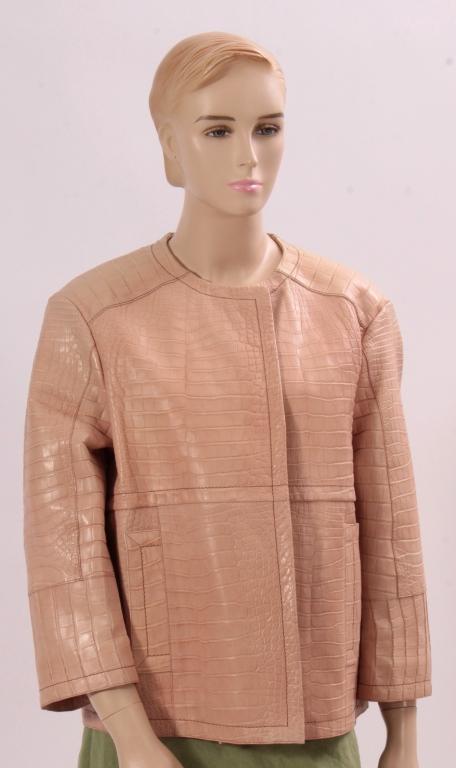 Prada Genuine Alligator Jacket