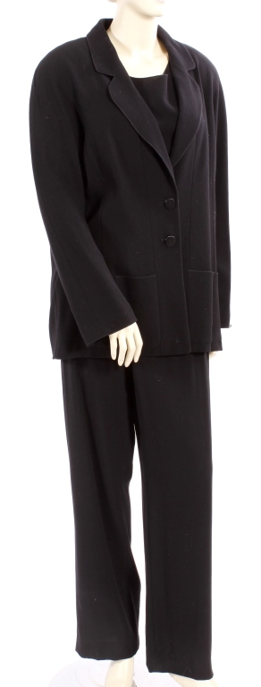 Chanel 3pc Suit