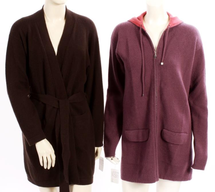 Two Cashmere Pieces - Chanel & Loro Piana