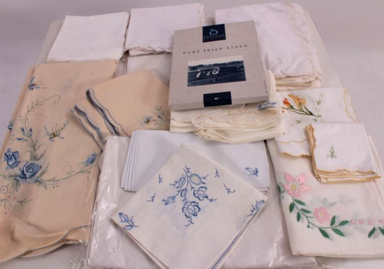 D. Porthault Linens & Others