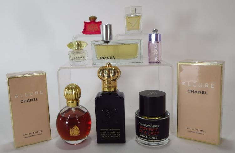 Chanel Allure Spray & Others