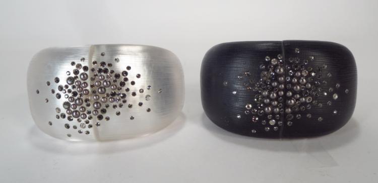 Two Alexis Bittar Bracelets