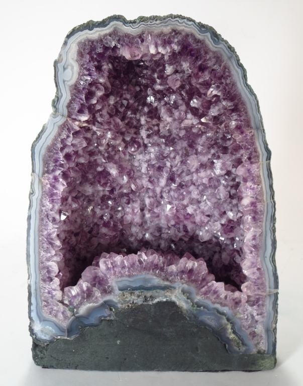 Amethyst Geode Cathedral, 13 1/2