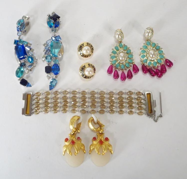 Sorrelli, Scasi, Givenchy, & Blanca Jewelry