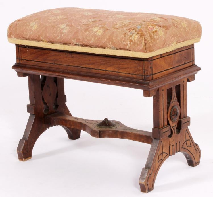 Eastlake Furniture For Sale lounge chasises eastlake fold out bed together with Eastlake Furniture ...