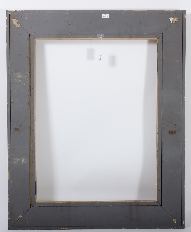 Large Giltwood Mirror Picture Frame