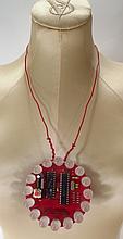 Leo Villareal Burning Man Necklace Sculpture 2005