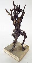Robert Howard Cook, Dante Inferno, Bronze