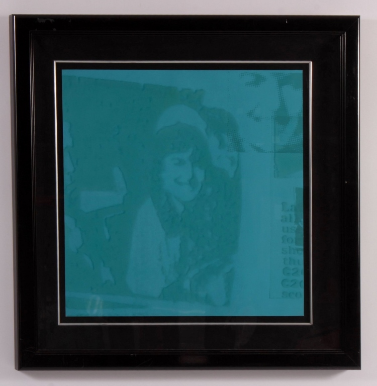 Andy Warhol, November 22,1963(Jackie),silkscreen