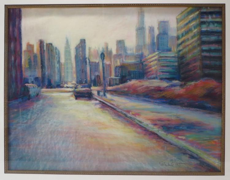 Sandra Rubel, Am., 1945-2015, NYC
