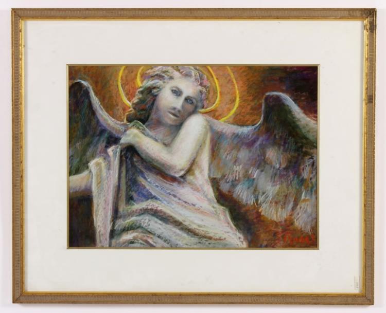 Sandra Rubel, Am.,  1945-2015, Angel