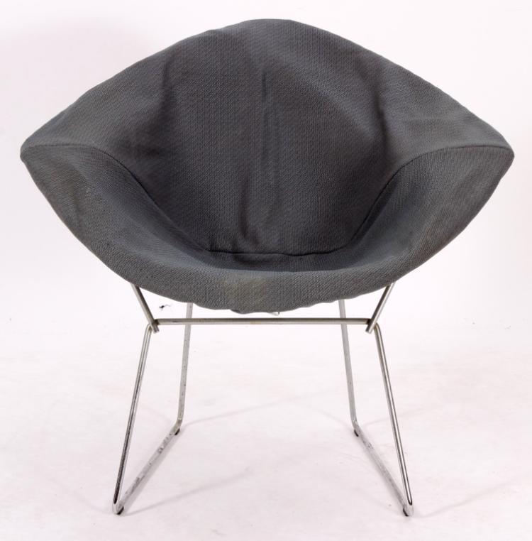 Bertoia Diamond Chair for Knoll,