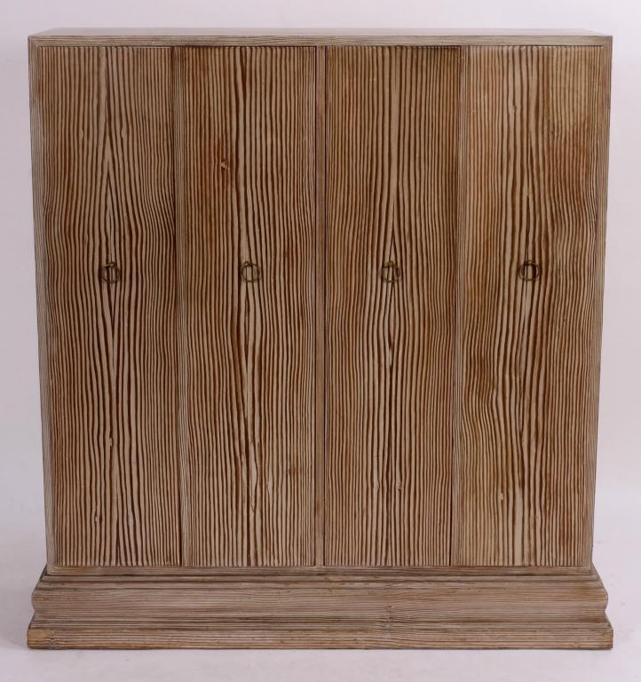 Tommi Parzinger Custom Wardrobe Cabinet