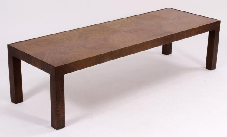 Mid-Century Long Low Table