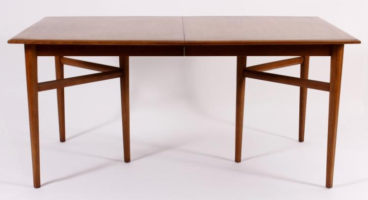 Drexel Heritage Mid Century Modern Dining Table