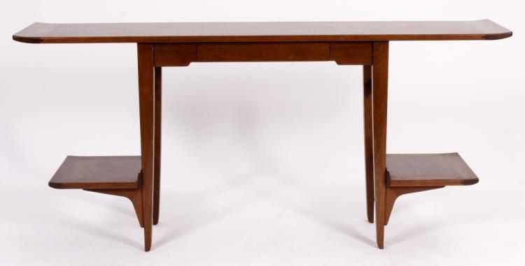 Dunbar Mid Century Modern Console Table,20th