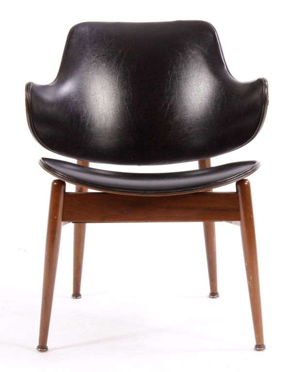 Danish Modern Style Chair after Finn Juhl