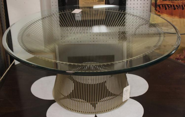 W. Platner Cocktail Table for Knoll