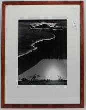 Monte Nagler Coastal Scene Silver Gelatin Photo