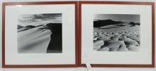 2 Monte Nagler Desert Scenes Silver Gelatin Photos