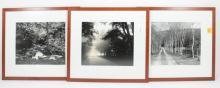 3 Alistair McCallum Photographs 20th c.