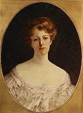 William Merritt Chase, Am. 1849-1916 O/C