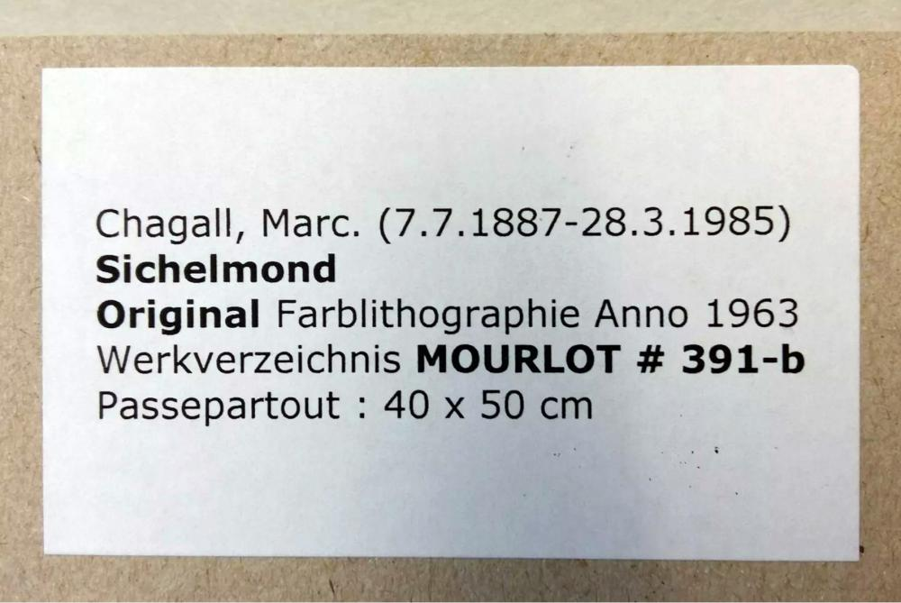 Marc Chagal -