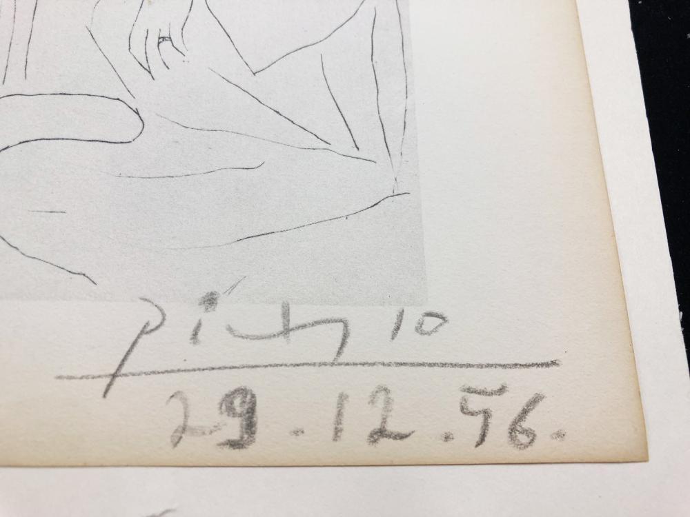 Pablo Picasso –