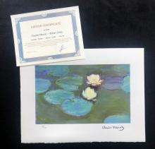 Claude Monet - Water Lilies.