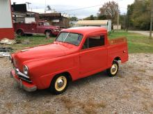 Peterson Estate Vehicle Auction
