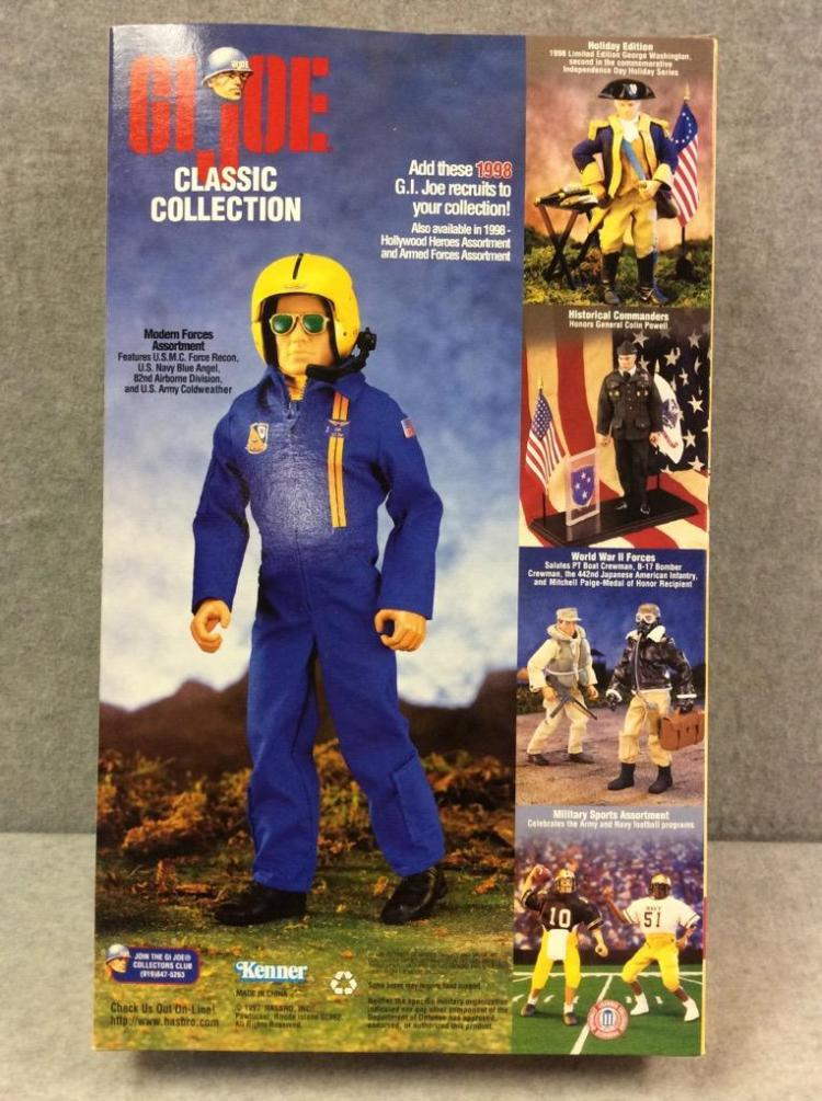 Gi joe classic collection 1998 limited edition u s m c fo for Classic house 1998