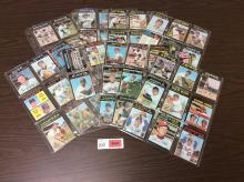 (150+) 1971 Topps Baseball Cards - All For One Money