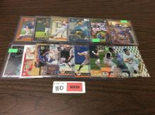 (15) 90's - 00's Mixed Baseball Cards - All For One Money