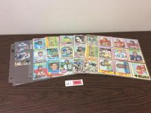 (55+) Football Cards - All For One Money