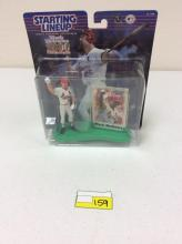 MLB Starting Line-Up Mark McGwire 2000 Commemorative - Action Figure and Card