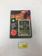 1993 Topps Football Cards - 50 Card Set, Unopened