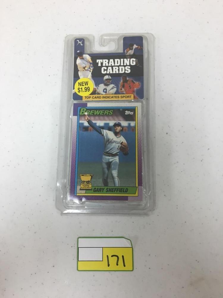 Topps Baseball Trading Cards