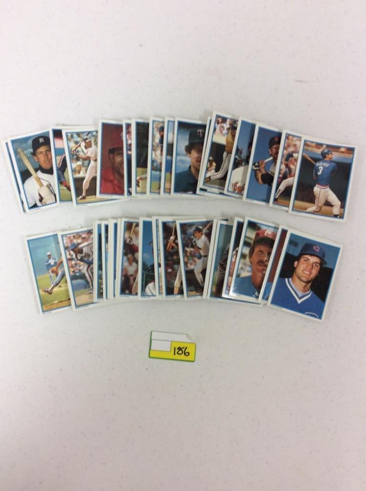 1985 Topps All-Star Set Collector's Edition - Full Set