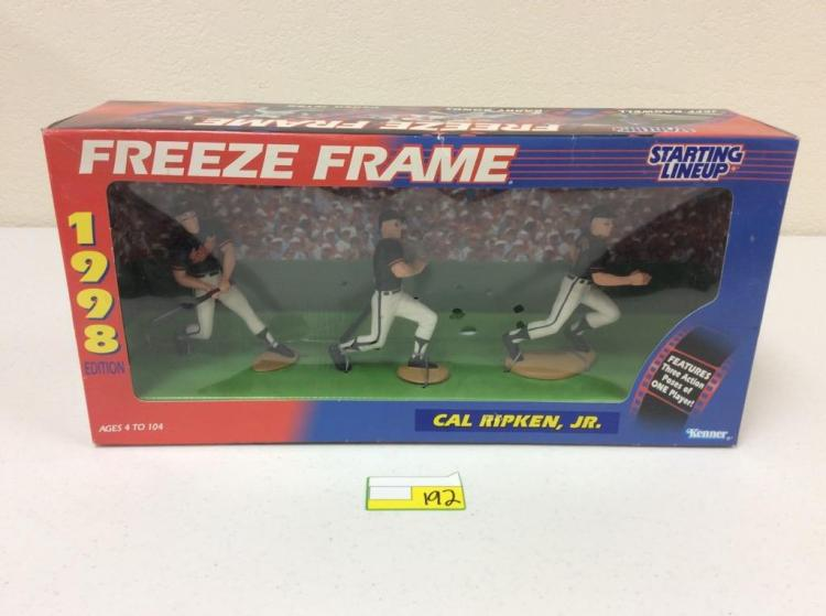 1998 Starting Lineup Freeze Frame - Cal Ripken Jr.