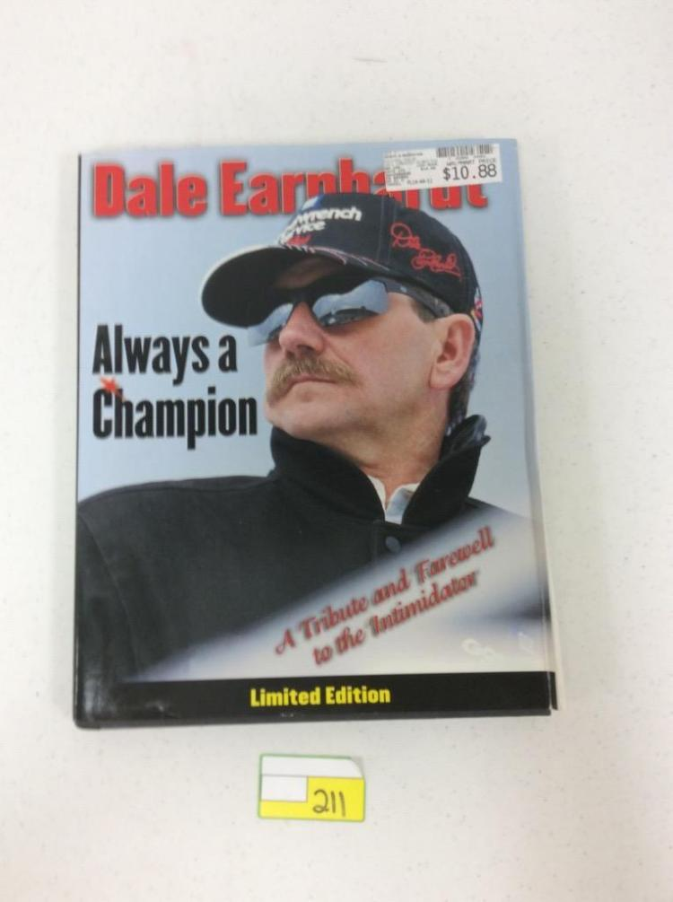 Book - Dale Earnhardt: Always a Champion