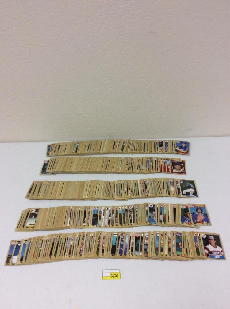 1987 Topps Complete Set #2