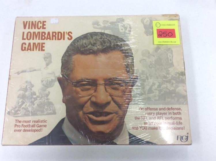 Vince Lombardi's Game
